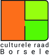 Logo van Culturele Raad Borsele