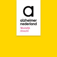 Logo van Alzheimer Nederland